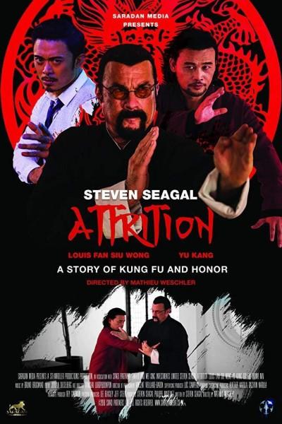 Caratula, cartel, poster o portada de Attrition