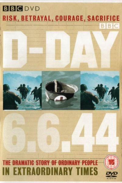 Caratula, cartel, poster o portada de D-Day 6.6.1944