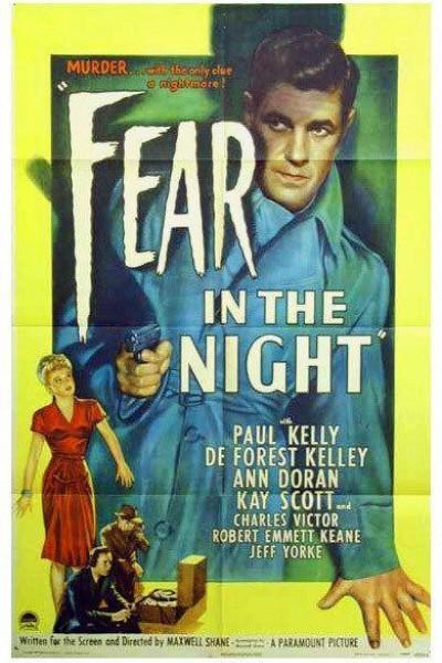 Caratula, cartel, poster o portada de Fear in the Night