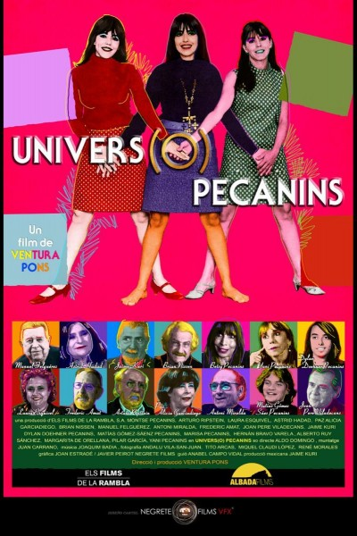 Caratula, cartel, poster o portada de Univers(o) Pecanins