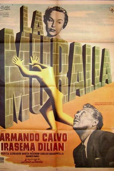 Caratula, cartel, poster o portada de La muralla