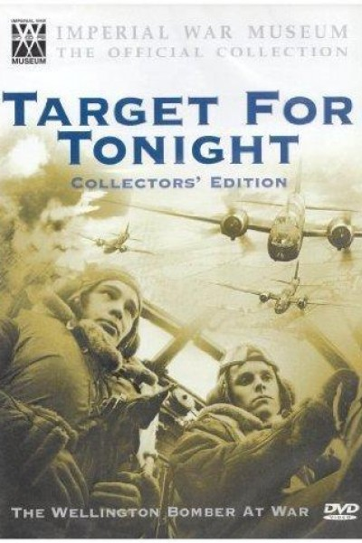 Caratula, cartel, poster o portada de Target for Tonight