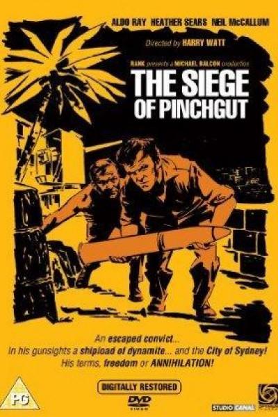 Caratula, cartel, poster o portada de El asedio de Pinchgut