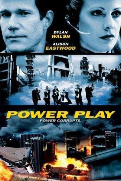 Caratula, cartel, poster o portada de Power Play