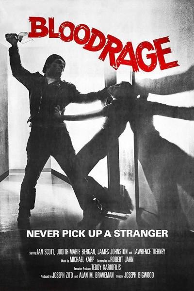 Caratula, cartel, poster o portada de Rabia de sangre