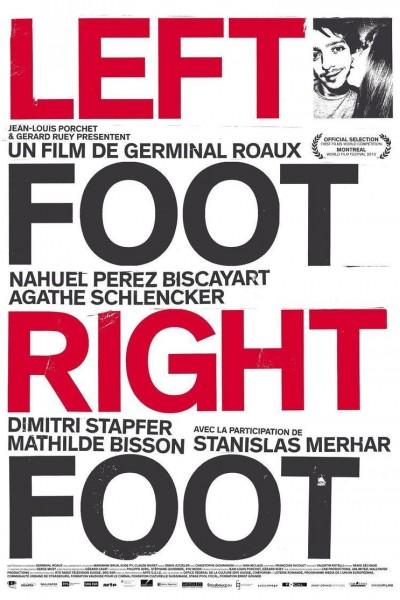 Caratula, cartel, poster o portada de Left Foot Right Foot