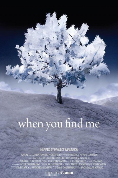 Caratula, cartel, poster o portada de When You Find Me