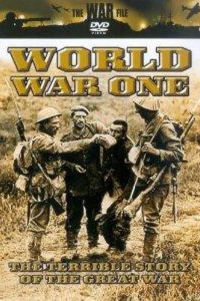 Caratula, cartel, poster o portada de World War One - The Terrible Story Of The Great War