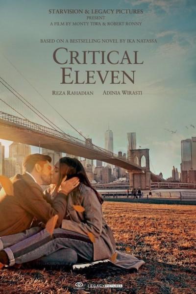 Caratula, cartel, poster o portada de Critical Eleven