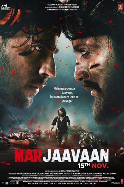 Caratula, cartel, poster o portada de Marjaavaan