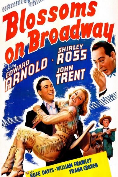 Caratula, cartel, poster o portada de Blossoms on Broadway