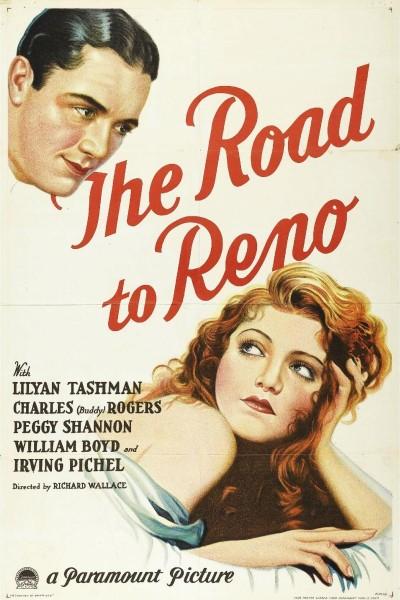 Caratula, cartel, poster o portada de The Road to Reno