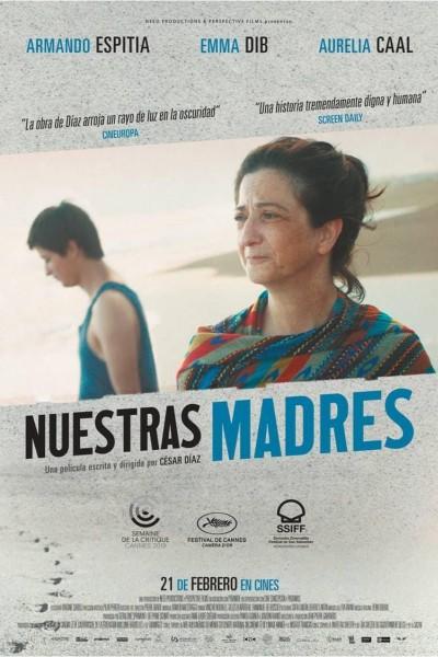 Caratula, cartel, poster o portada de Nuestras madres