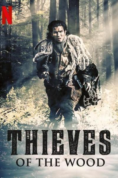 Caratula, cartel, poster o portada de Los ladrones del bosque