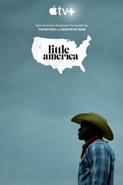Caratula, cartel, poster o portada de Little America