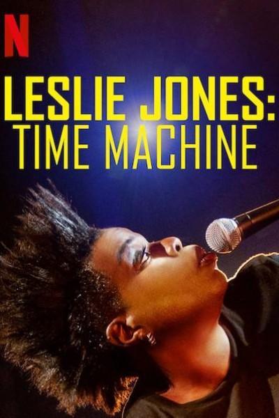 Caratula, cartel, poster o portada de Leslie Jones: Time Machine