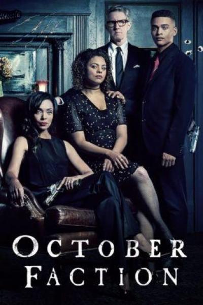 Caratula, cartel, poster o portada de La facción octubre