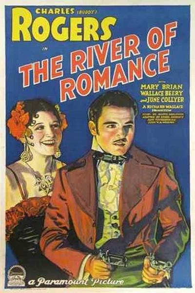 Caratula, cartel, poster o portada de The River of Romance