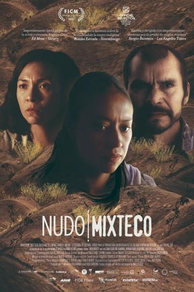 Caratula, cartel, poster o portada de Nudo mixteco