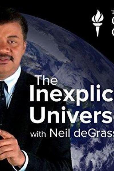 Caratula, cartel, poster o portada de El universo inexplicable: Misterios sin resolver