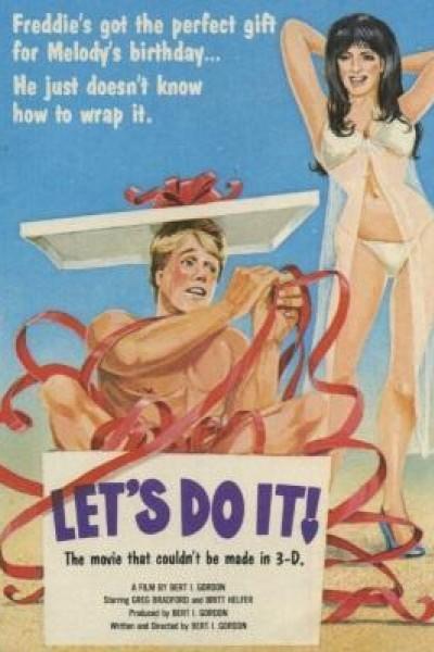 Caratula, cartel, poster o portada de Let\'s Do It!