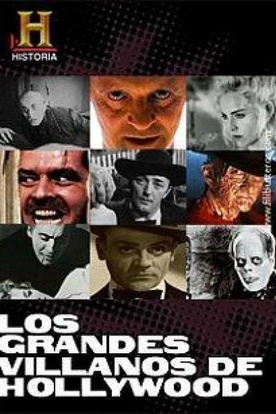 Caratula, cartel, poster o portada de Los grandes villanos de Hollywood