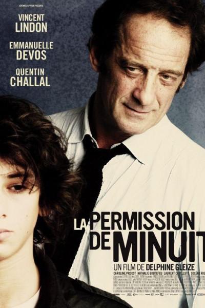 Caratula, cartel, poster o portada de La permission de minuit