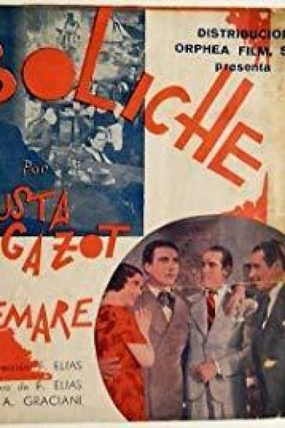Caratula, cartel, poster o portada de Boliche