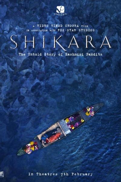 Caratula, cartel, poster o portada de Shikara