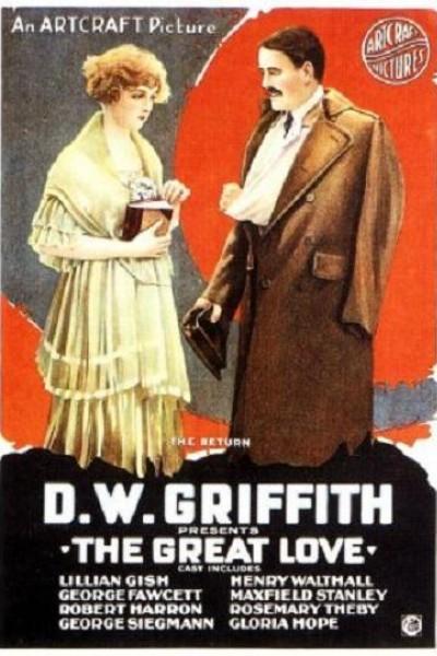 Caratula, cartel, poster o portada de El gran amor