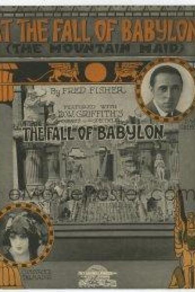 Caratula, cartel, poster o portada de The Fall of Babylon
