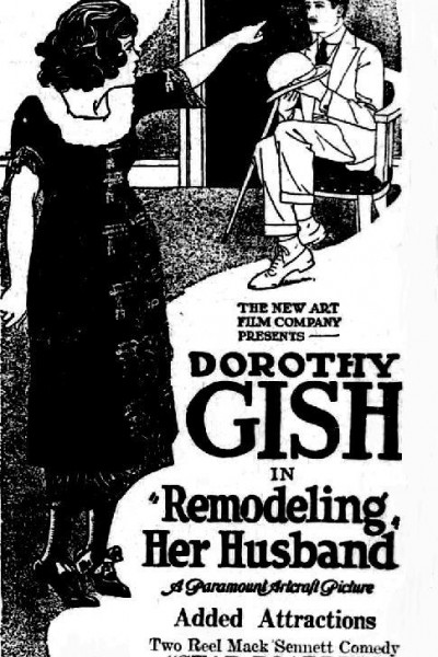 Caratula, cartel, poster o portada de Remodeling Her Husband