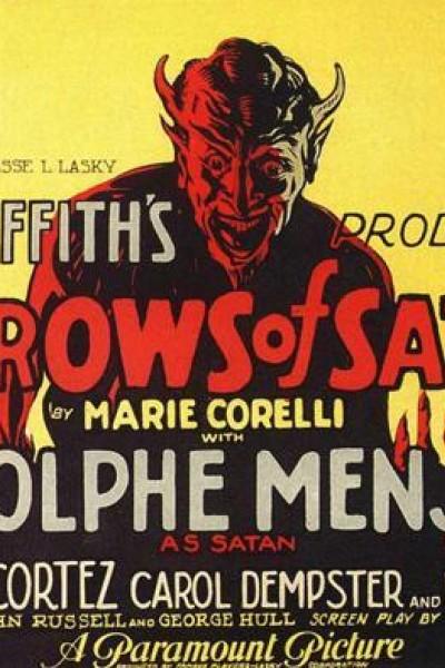 Caratula, cartel, poster o portada de Las tristezas de Satán