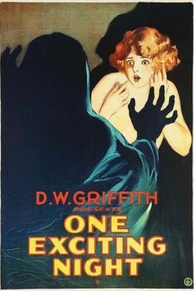 Caratula, cartel, poster o portada de Una noche misteriosa