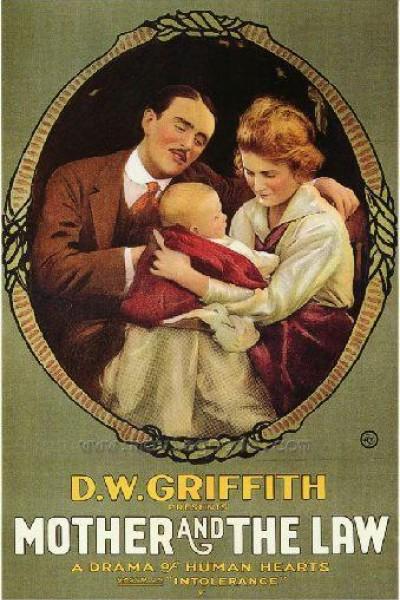 Caratula, cartel, poster o portada de The Mother and the Law