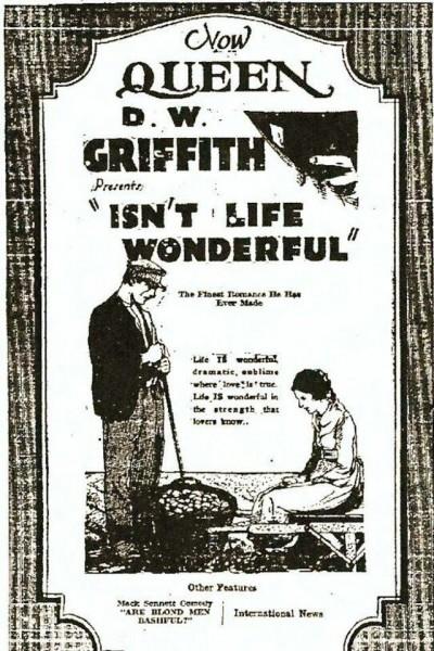 Caratula, cartel, poster o portada de Isn\'t Life Wonderful