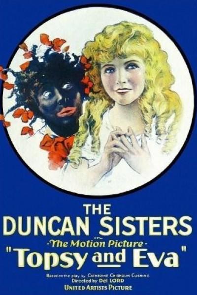 Caratula, cartel, poster o portada de Topsy y Eva (La fidelidad de una esclava)
