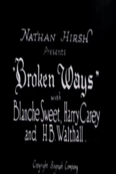 Caratula, cartel, poster o portada de Broken Ways