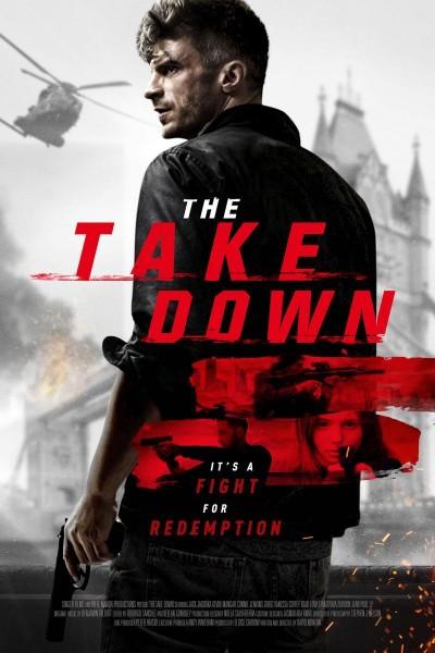 Caratula, cartel, poster o portada de The Take Down