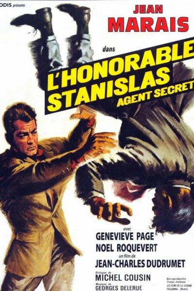 Caratula, cartel, poster o portada de Agente secreto