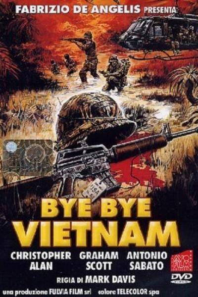 Caratula, cartel, poster o portada de Bye Bye Vietnam
