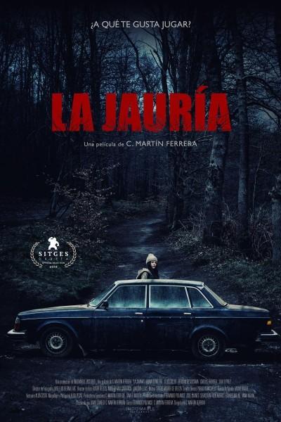 Caratula, cartel, poster o portada de La jauría