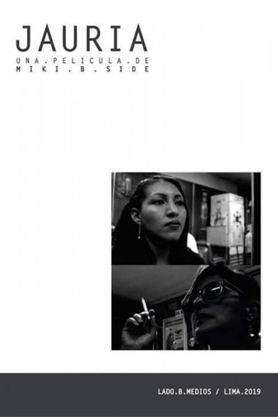 Caratula, cartel, poster o portada de Jauría