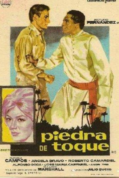 Caratula, cartel, poster o portada de Piedra de toque