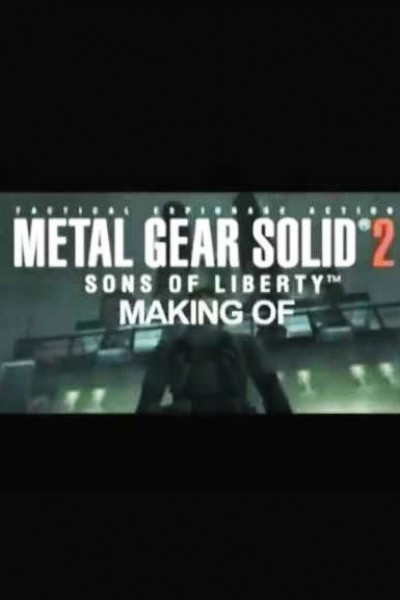 Caratula, cartel, poster o portada de Metal Gear Solid 2: The Making Of A Hollywood Game