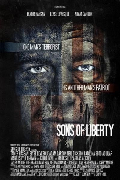 Caratula, cartel, poster o portada de Sons of Liberty