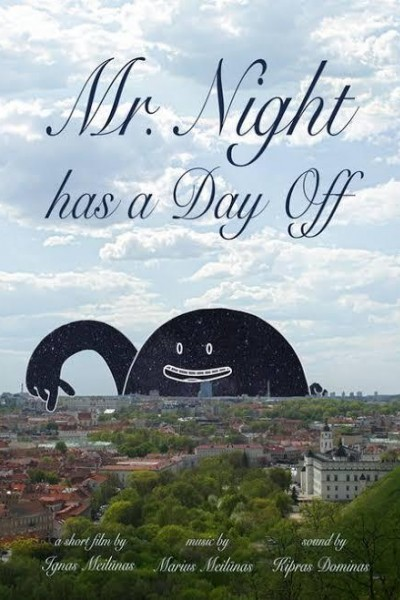 Caratula, cartel, poster o portada de Mr. Night has a Day Off