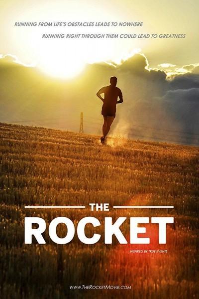 Caratula, cartel, poster o portada de The Rocket