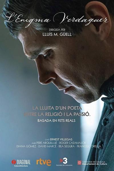 Caratula, cartel, poster o portada de L\'enigma Verdaguer