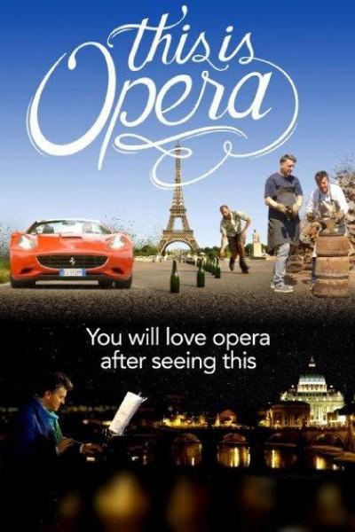 Caratula, cartel, poster o portada de This is Opera